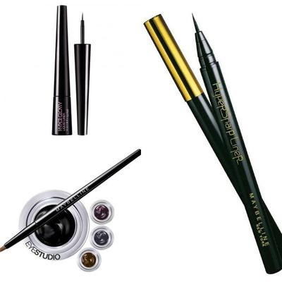 Tips Memilih Eyeliner Untuk Pemula Yang Tepat