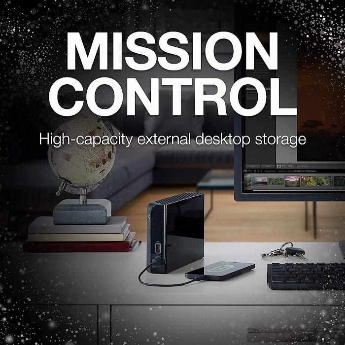 Seagate Backup Plus Hub 4TB External Hard Drive Desktop HDD – USB 3.0