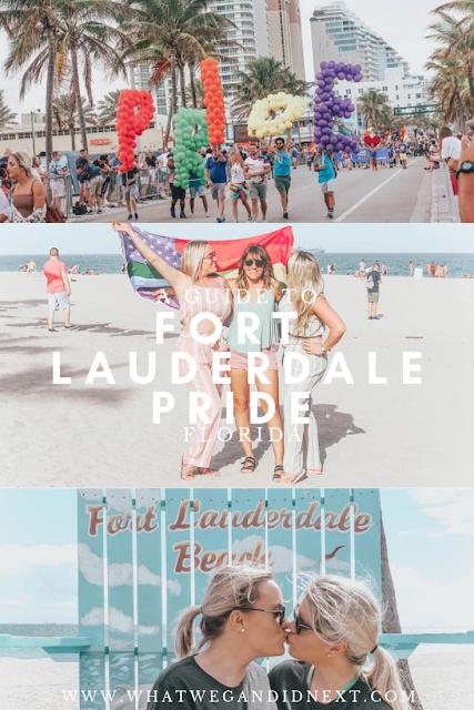 fort lauderdale pride, florida
