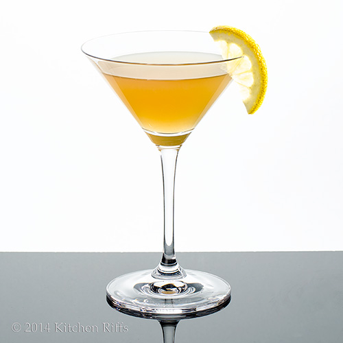 The Harvest Moon Cocktail