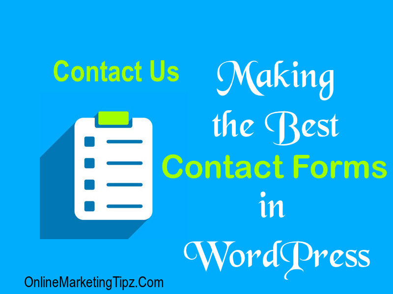 Making-the-Best-Contact-Forms-in-WordPress
