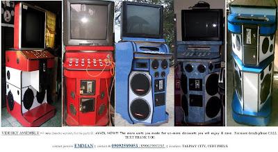 Box Casing Kaha Videoke Amp Piso2x Internet Gami Automatic Tubig Machine Pc Coin Operated