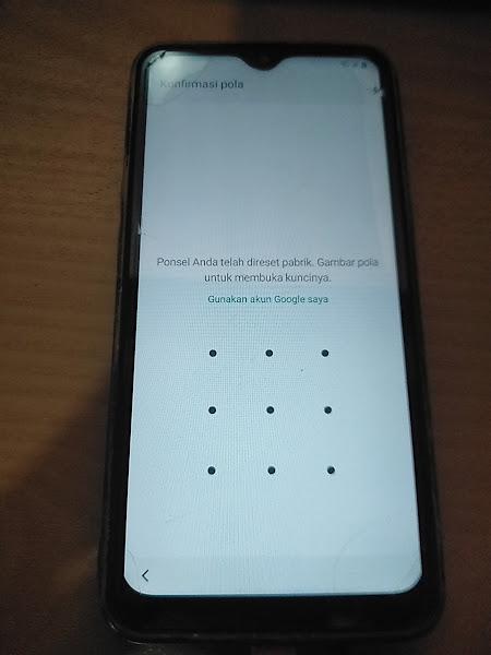 Samsung A107F Lupa Pola FRP A10S u3 Samsung a107F Lupa Akun Google