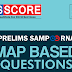 GS SCORE Geography Map Based Questions PDF Download