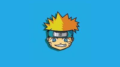 Naruto Minimalist Wallpaper
