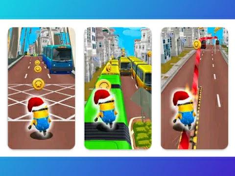 Subway Banana Runner: 3D Banana Rush Game