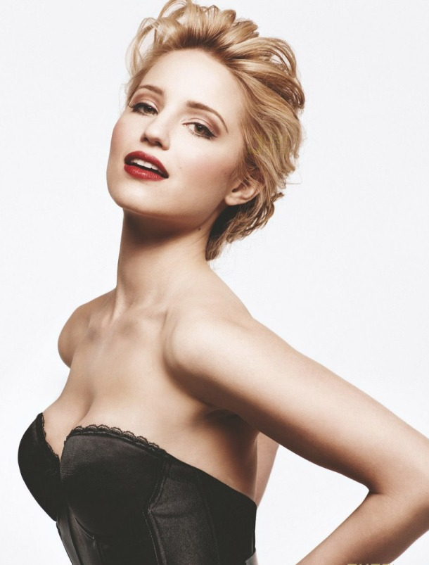 Dianna Agron Hair 2011 2 Best Hairstyles Collection