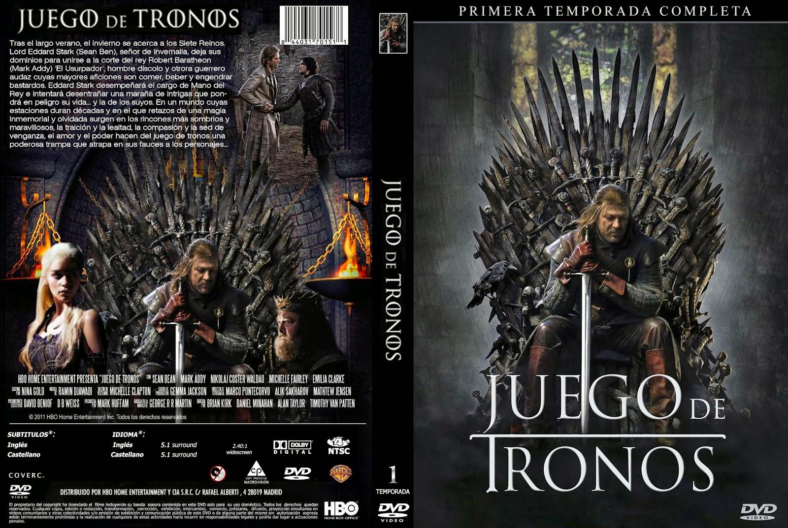Juego De Tronos Temporada 1 Descargar Utorrent Exporta Fácil