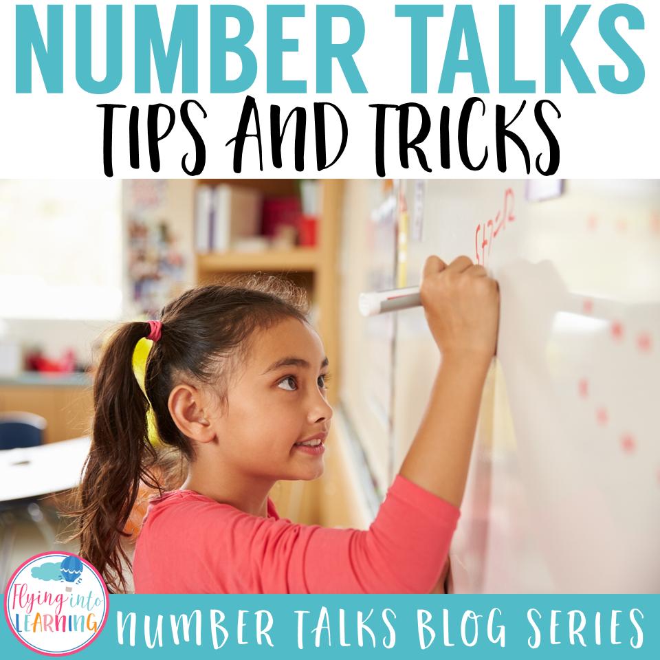 5 Tips for Number Talks | Flying into First Grade | Bloglovin\'