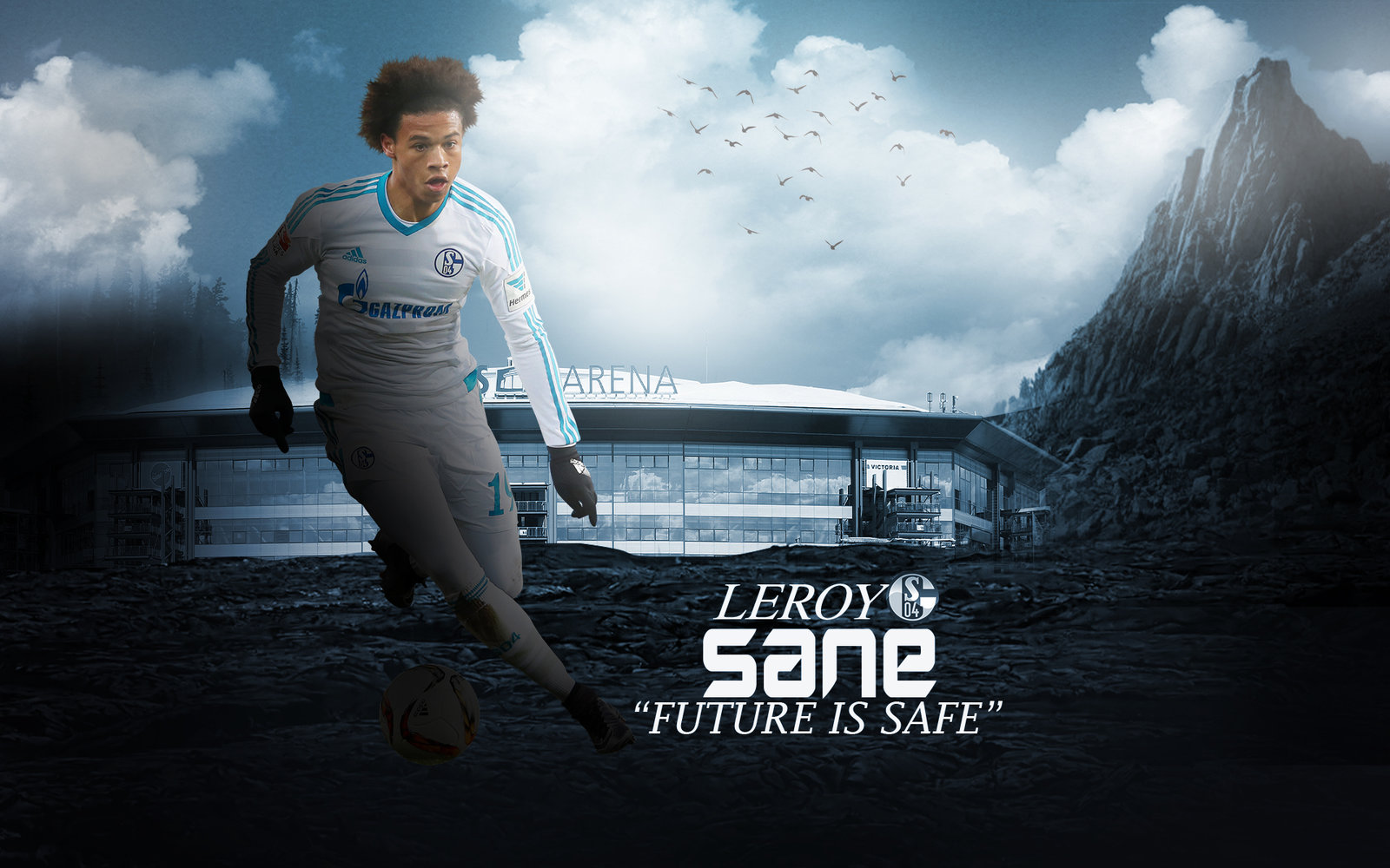 Hd Wallpaper Iphone X Leroy Sane Wallpapers Camaradasendoshermanas