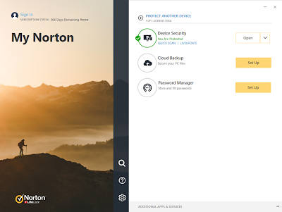 Norton Antivirus Plus 2020