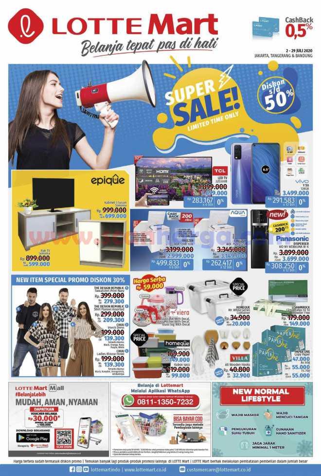 Katalog Promo Lottemart Periode 2 - 29 Juli 2020 1