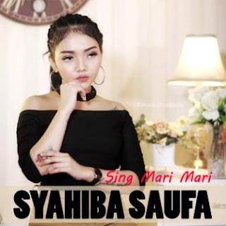 Lagu ini masih berupa single yang didistribusikan oleh label Sandi Records Lirik Lagu Syahiba Saufa - Sing Mari Mari
