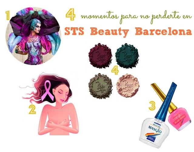STS Beauty Barcelona - Febrero 2015