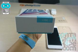 Lenovo Vibe S1 - box