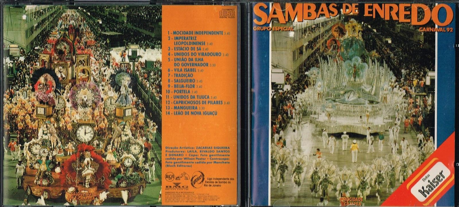 cd samba enredo grupo de acesso 2013