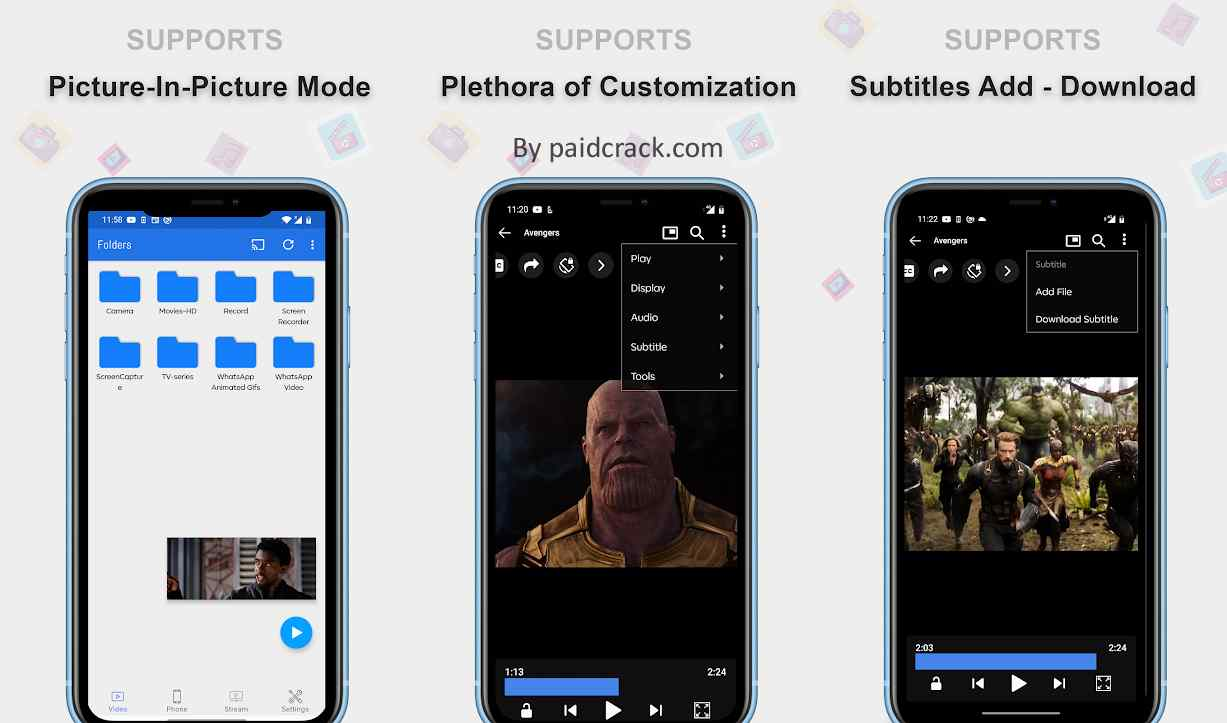 Video Player N-Pro Paid Apk 1.0.4 [Latest Version]