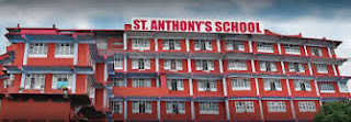 Teacher vacancy St Anthony's School Kurseong