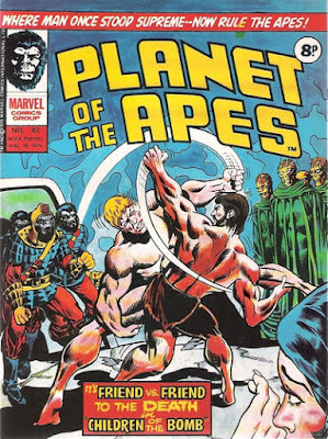 Marvel UK, Planet of the Apes  #43