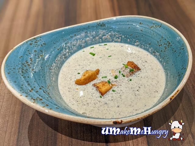 Poulet - Mushroom Soup