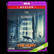La cacería (2020) AMZN WEB-DL 720p Audio Dual Latino-Ingles