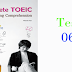 Listening Complete TOEIC - Test 06