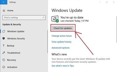 How to update microsoft edge