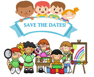 Save The Dates - Kindergarten Registration & Leaping into Kindergarten Assembly