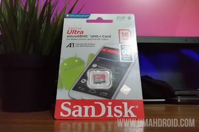 Sandisk Ultra 16GB Class 10 Original