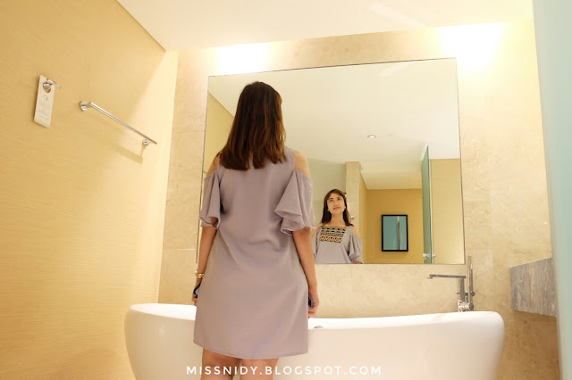 marina bay sands blog review