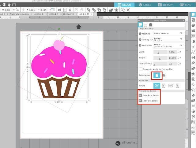 silhouette cameo beginner tutorial, cameo 4, print and cut, cameo 4 pro, cameo 4 plus