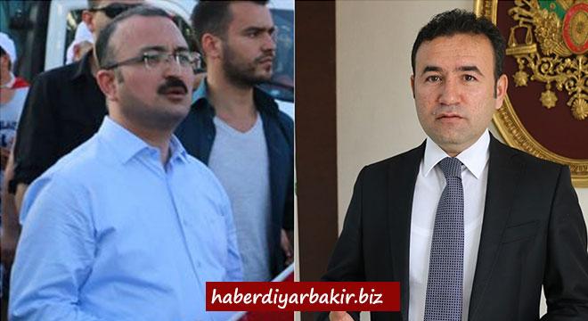 Diyarbakır'ın Kayapınar ve Yenişehir ilçe kaymakamları değişti