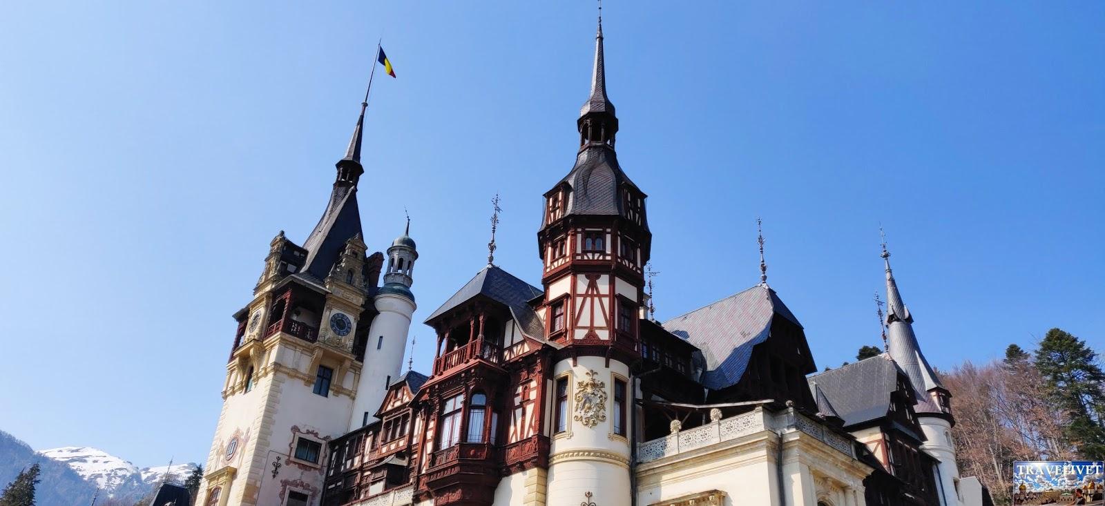 Roumanie Transylvanie Brasov