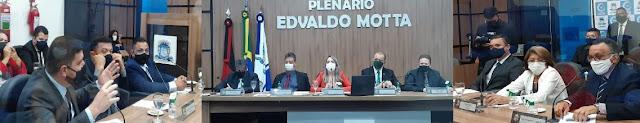 Vereadores apresentam demandas e cobram do executivo soluções para os problemas das comunidades de Patos-PB