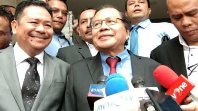 Politik Genderuwo ala Jokowi, Rizal Ramli: Dagelan Enggak Penting, Pembodohan Bangsa
