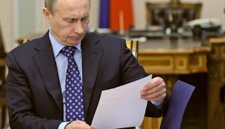 Putin und Russlanddeutsche
