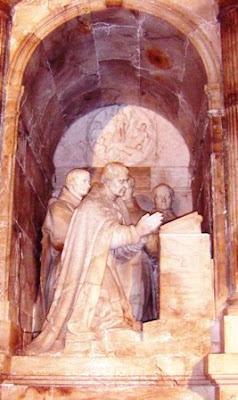 Salas, colegiata de Santa María la Mayor, retablo mayor