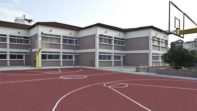 Κατασκευή νέων κτιρίων Γυμνασίου και Λυκείου στην περιοχή ΚΕΓΕ της Αλεξανδρούπολης