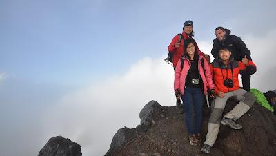 Guide Gunung Merapi