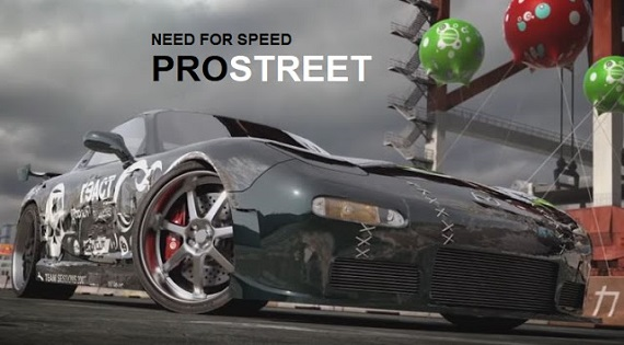 Need for Speed ProStreet (NFS) PC Game Download | Complete Setup