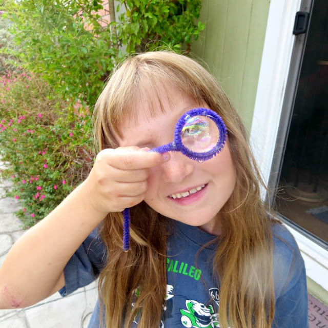 Science Fair Project: Bubbles