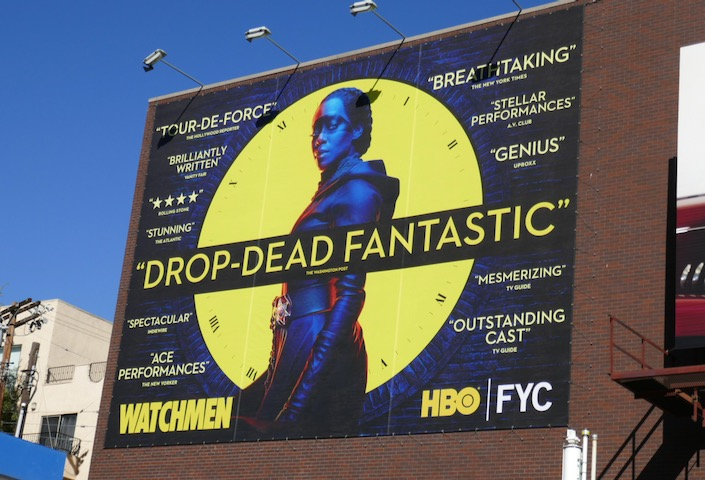Watchmen season 1 For consideration billboard