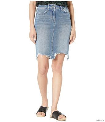 Faldas Cortas de Jeans