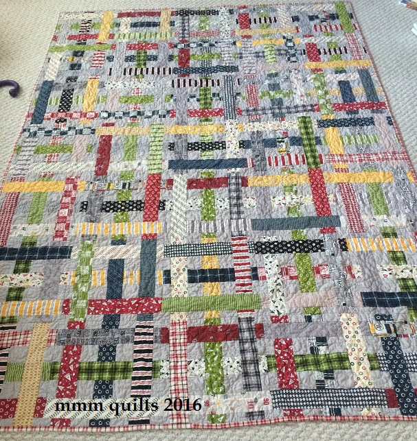how to make a woven quilt