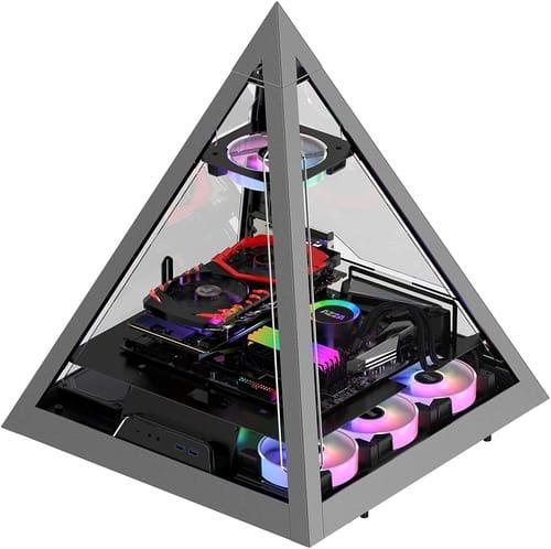 Review AZZA Pyramid 804 Innovative PC CASE