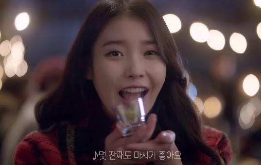 Pop Meme: SoJu In CF's + Dramas Featuring U-ie Images