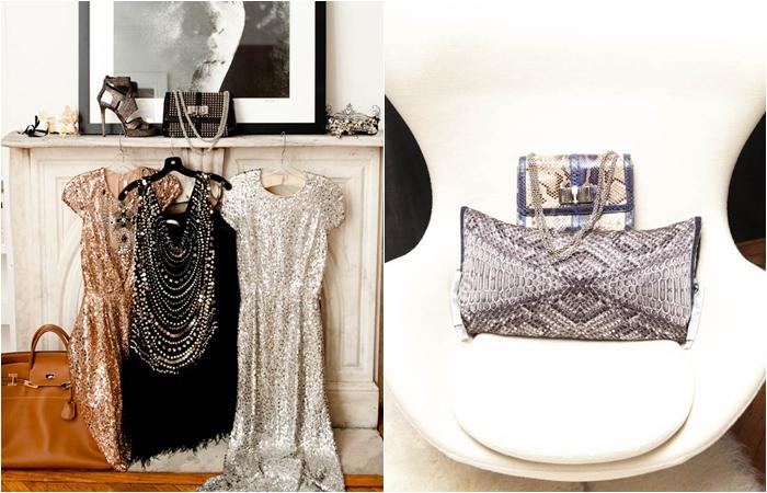 Mary Alice Stephenson glamorous closet design