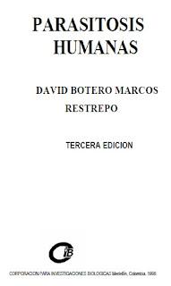 BOTERO PARASITOLOGIA PDF