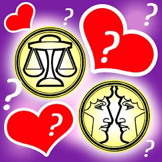 Compatibilidad entre Signos Libra y Géminis
