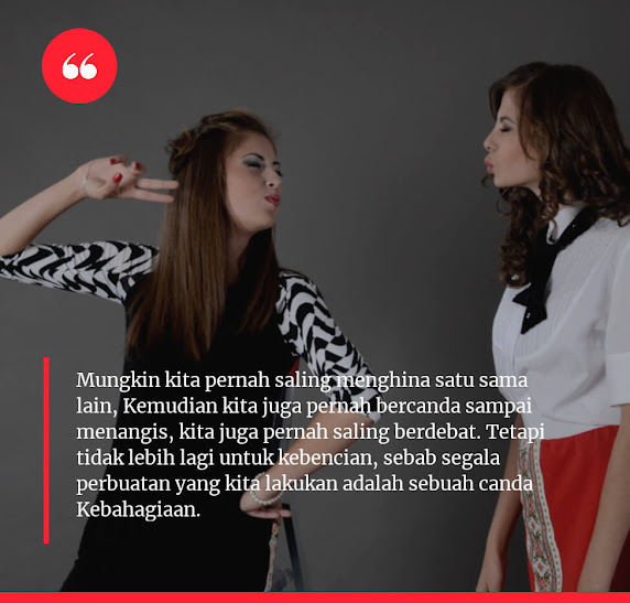 quotes kasi sayang untuk kakak